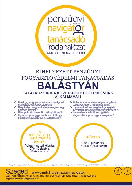 Kitelepülés Balástyán