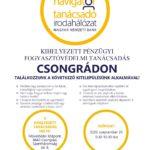 Kitelepülés Csongrádon @ Művelődési Központ